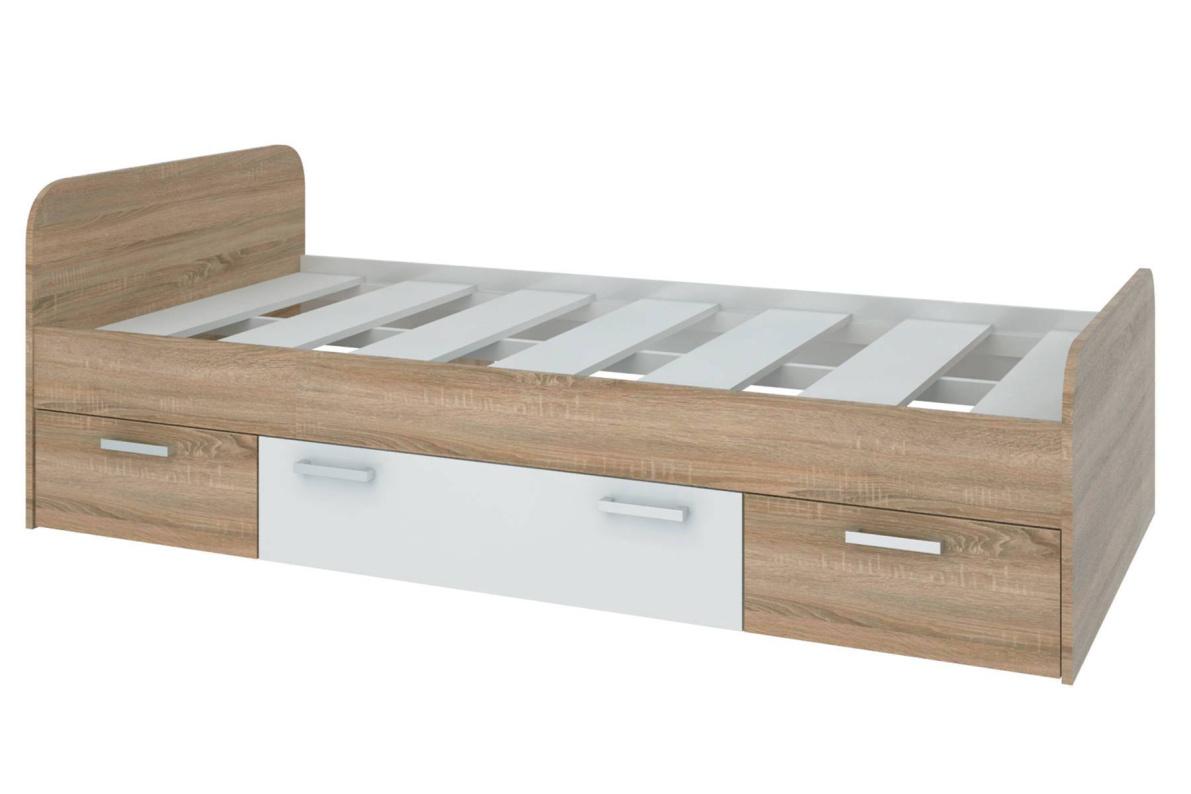 Купить Кровать Мика СТЛ.165.06 в  интернет магазине мебели. Мебельный каталог STOLLINE.
