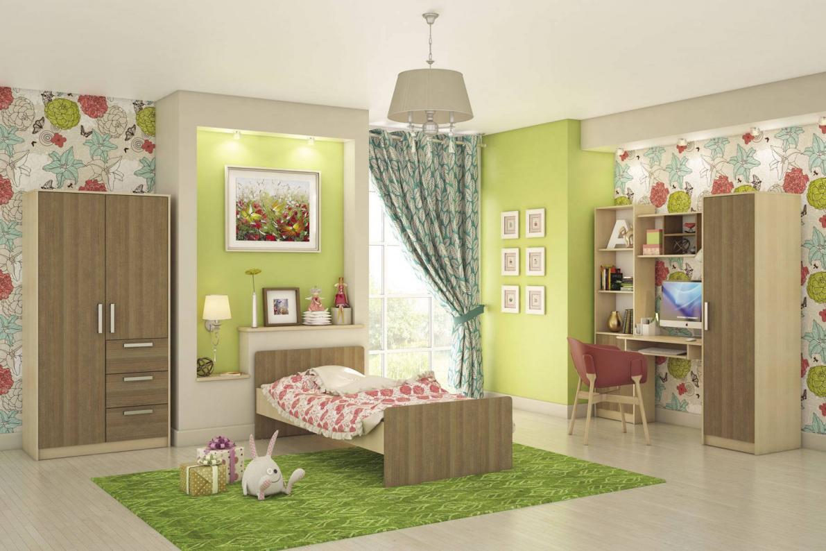 Купить Детская Мика в  интернет магазине мебели. Мебельный каталог STOLLINE.