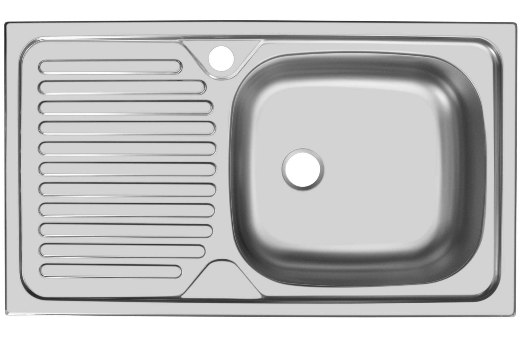 Мойка Юкинокс Классика CLM760.435 - 5K 1R врезная правая кухня классика 3 правая