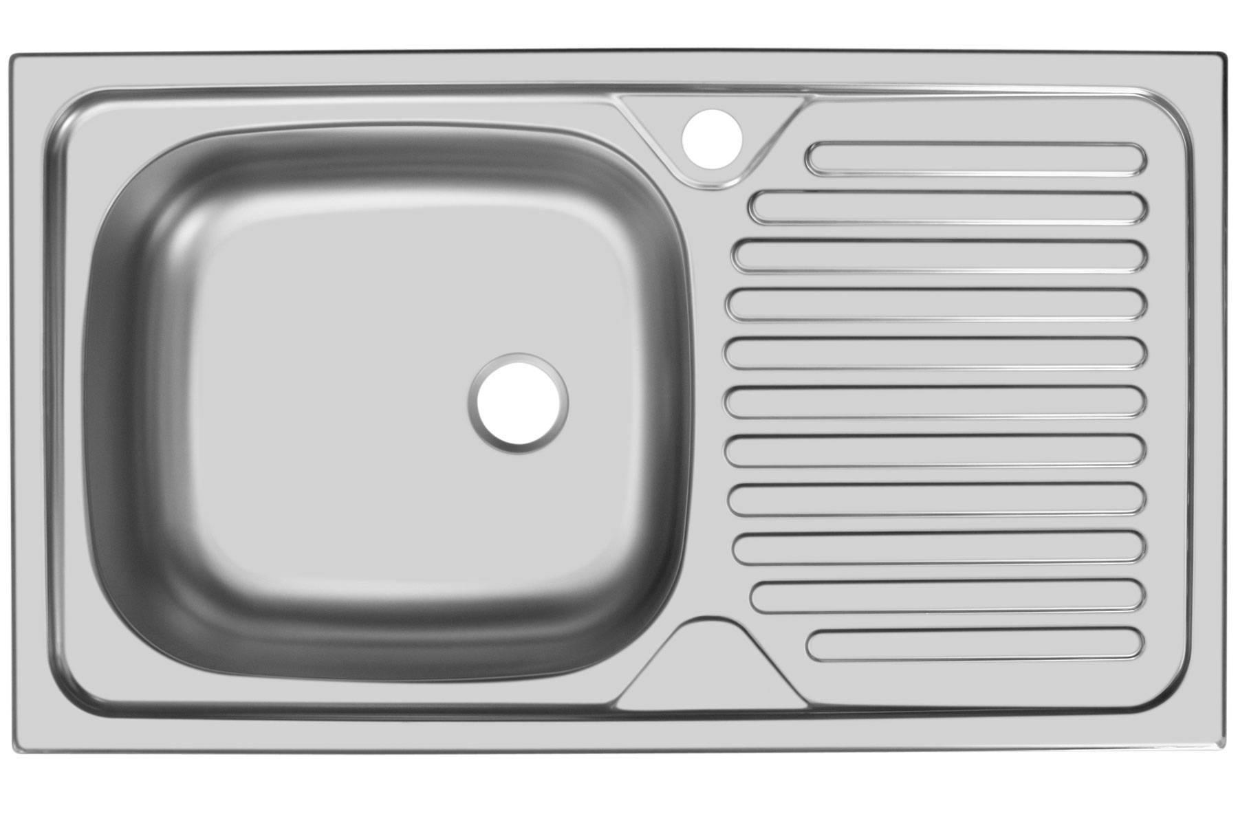 Мойка Юкинокс Классика CLM760.435 - 5K 2L врезная левая кухня классика 3 левая
