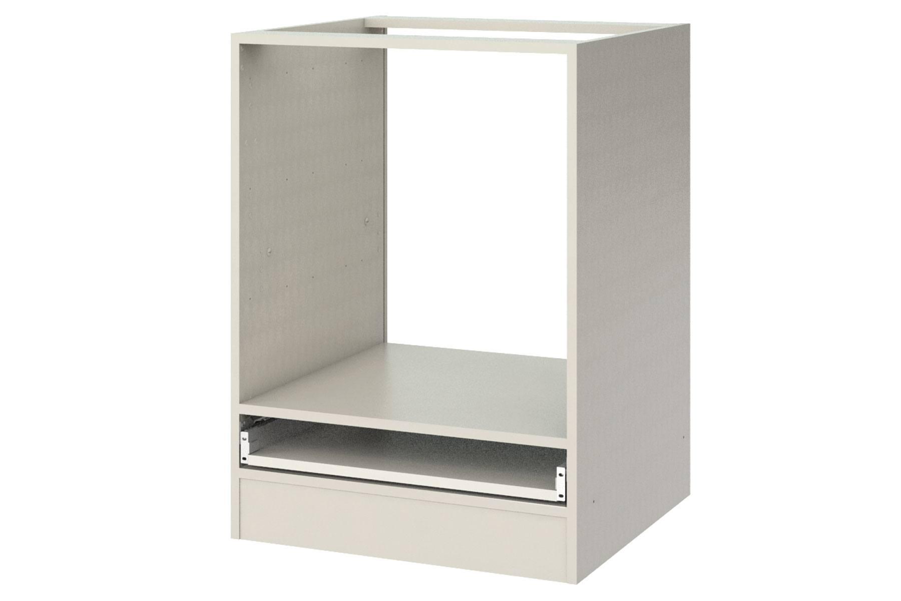 Фото - Тумба напольная под духовку (ТД-60) дверь для шкафа прованс под духовку 60 см лдсп цвет коричневый