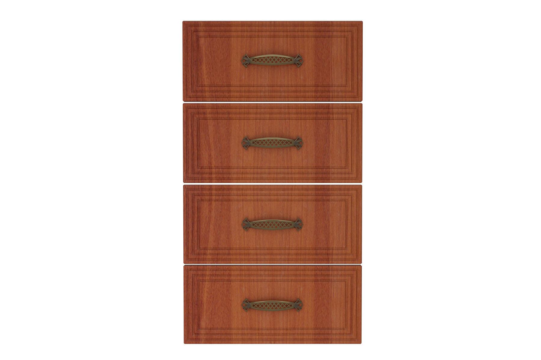 Фасад (ФТЯ4-40) Ника для корпусов ТЯ4-40 Итальянский орех кухонный гарнитур столлайн ника итальянский орех к1