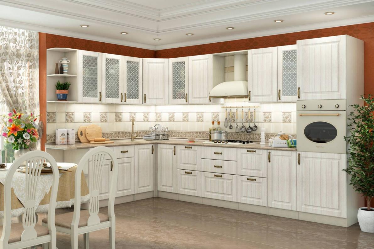 Купить Кухня Николь в  интернет магазине мебели. Мебельный каталог STOLLINE.