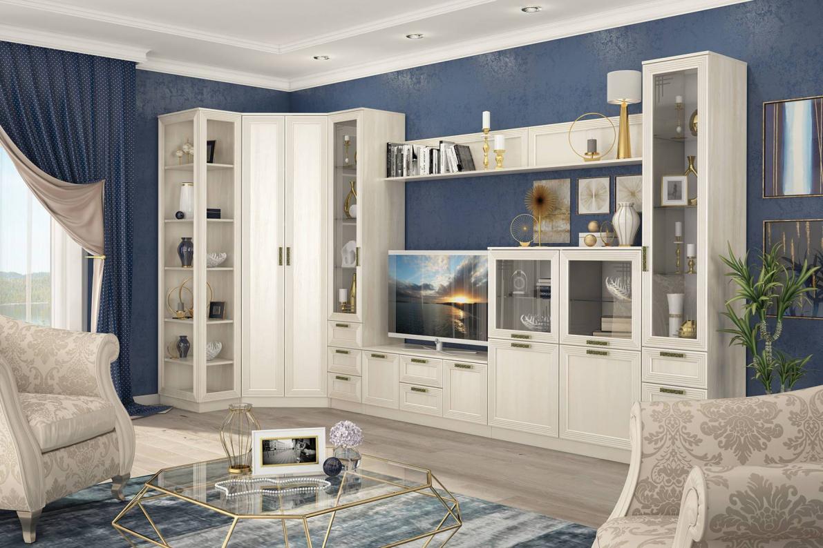Купить Гостиная Орион в  интернет магазине мебели. Мебельный каталог STOLLINE.