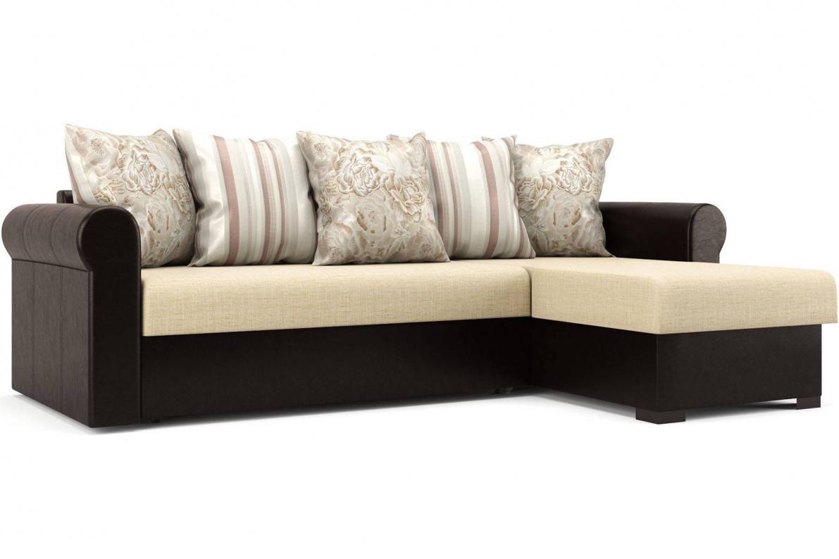 Купить Угловой диван Париж в  интернет магазине мебели. Мебельный каталог STOLLINE.