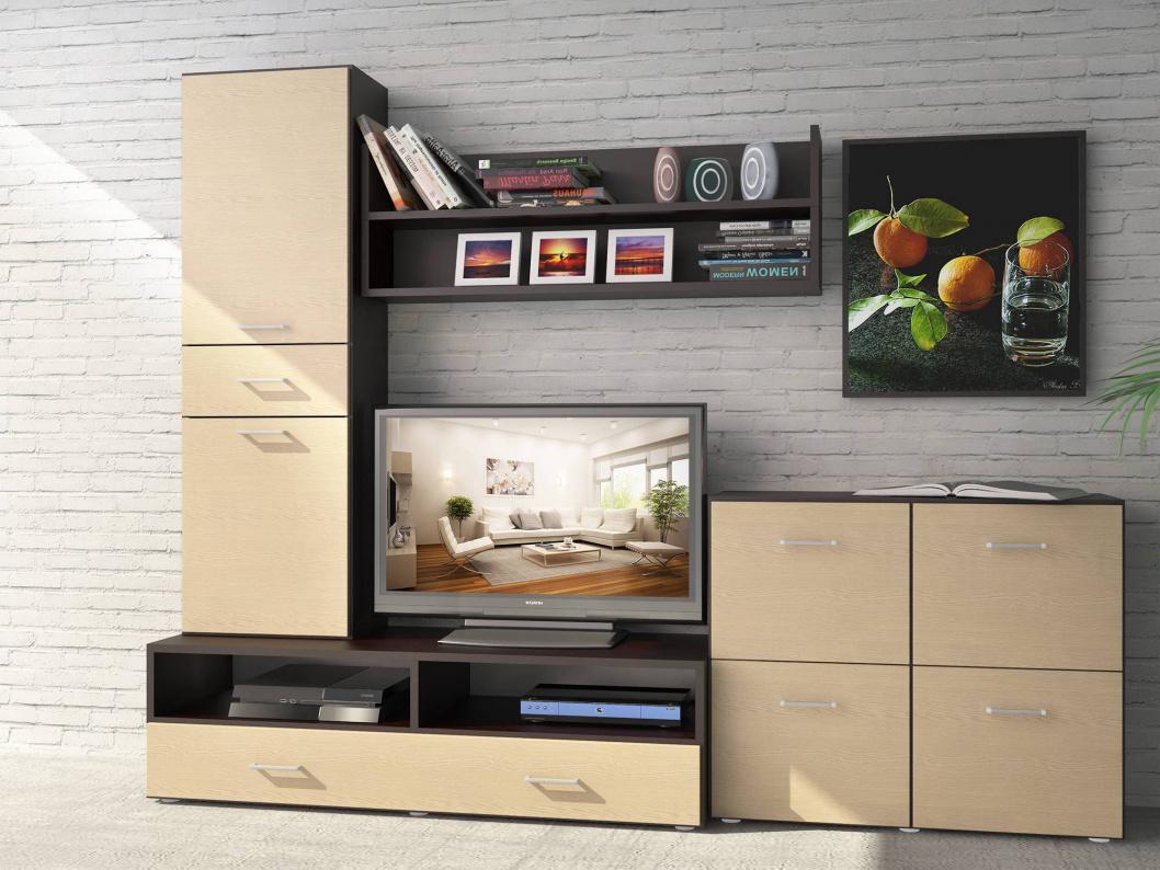 Купить Гостиная Пассаж в  интернет магазине мебели. Мебельный каталог STOLLINE.