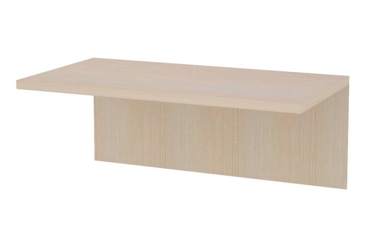 Купить Полка 60 с задней стенкой в  интернет магазине мебели. Мебельный каталог STOLLINE.