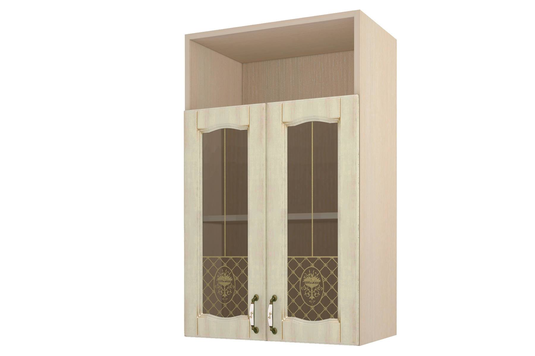 Равенна шкаф-витрина 60, с нишей