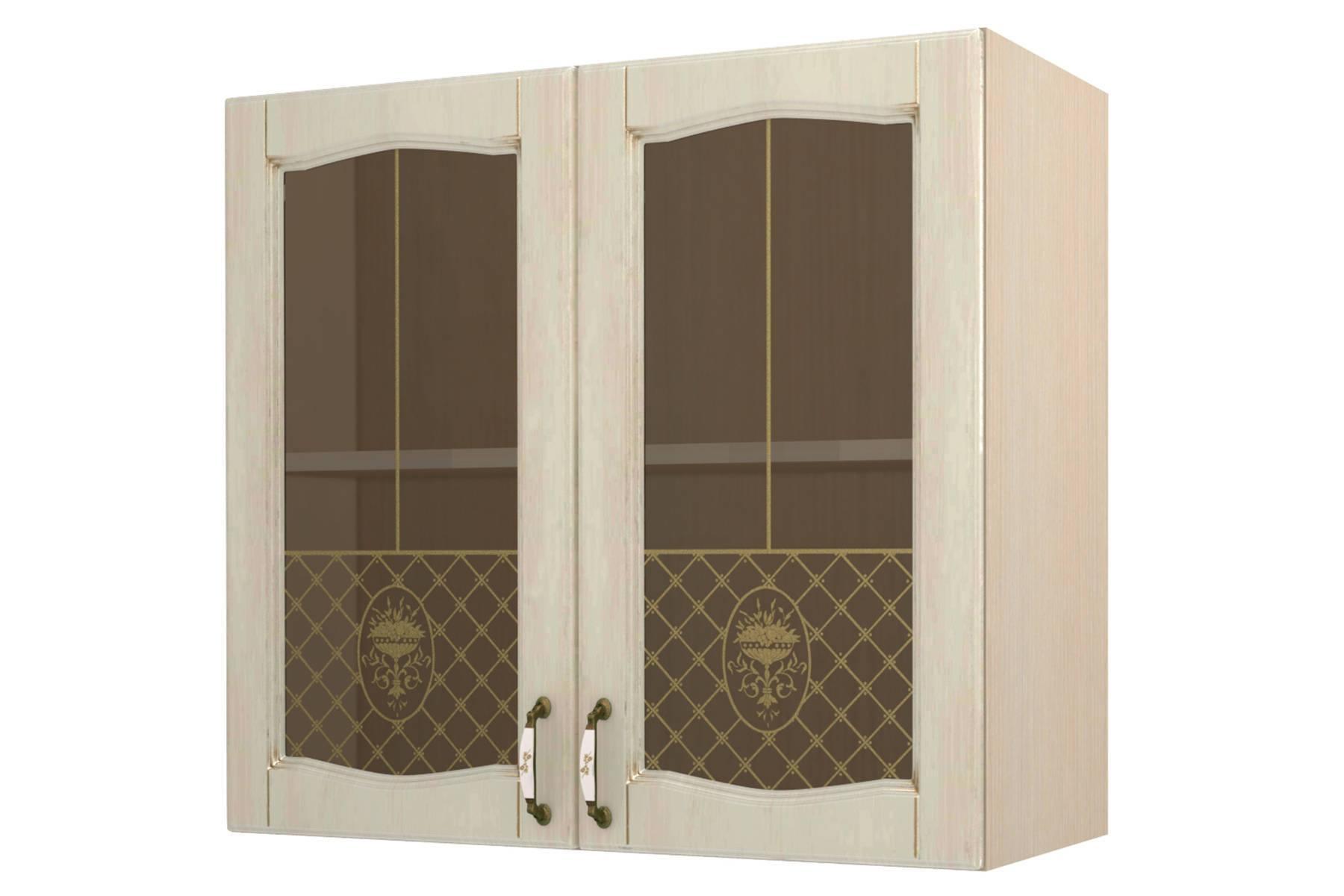 Равенна шкаф-витрина 80 шкаф витрина мебель смоленск шк 07