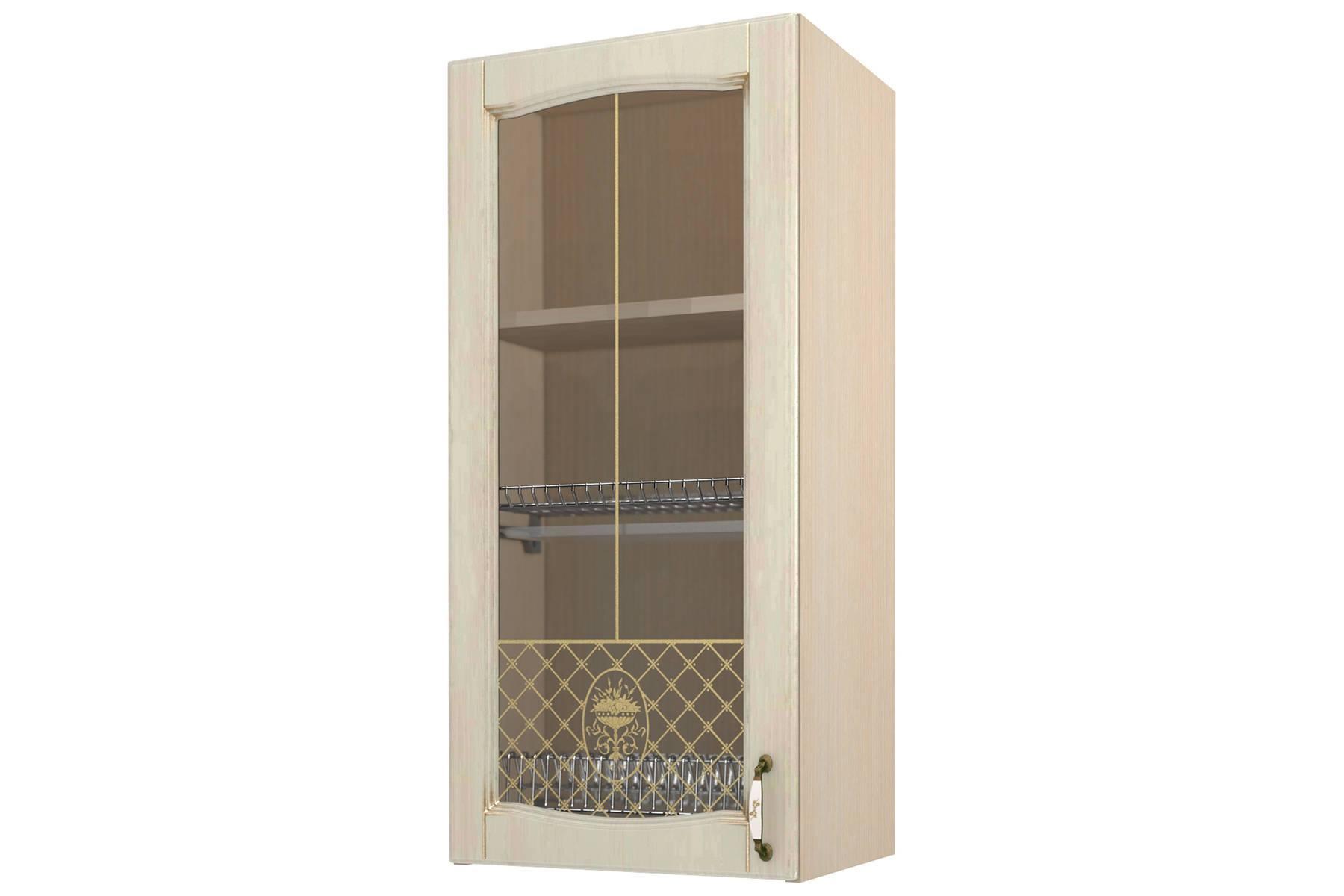Равенна шкаф-сушка-витрина 45, Н-96 равенна шкаф сушка 80 н 96