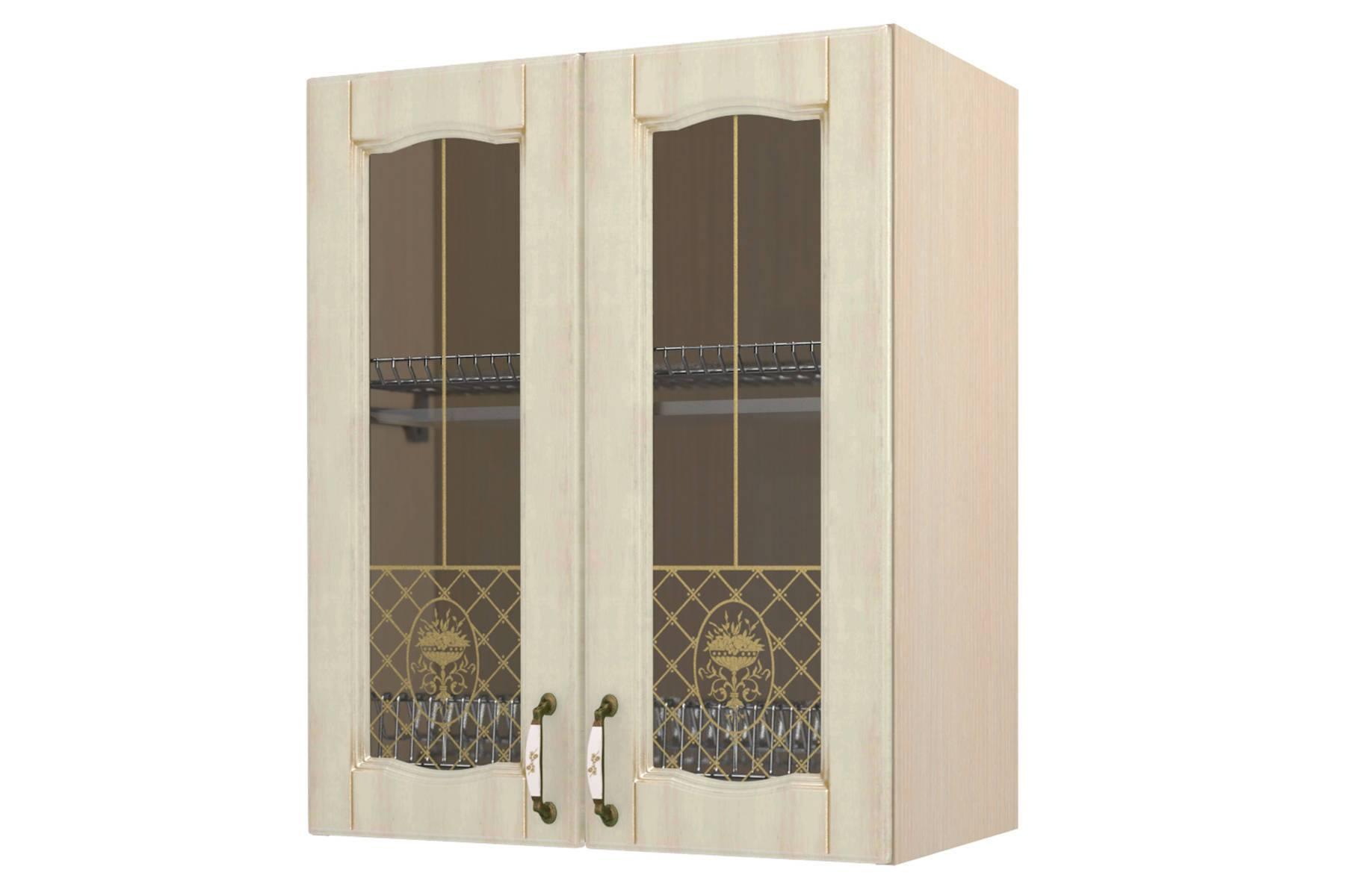 Равенна шкаф-сушка-витрина 60