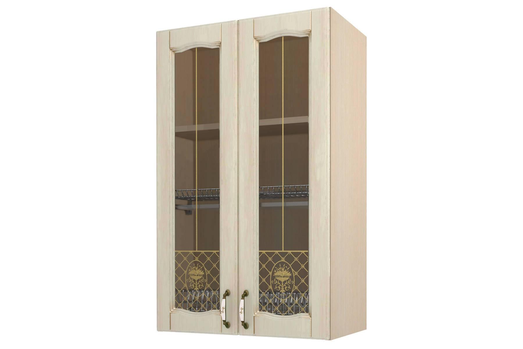 Равенна шкаф-сушка-витрина 60, Н-96
