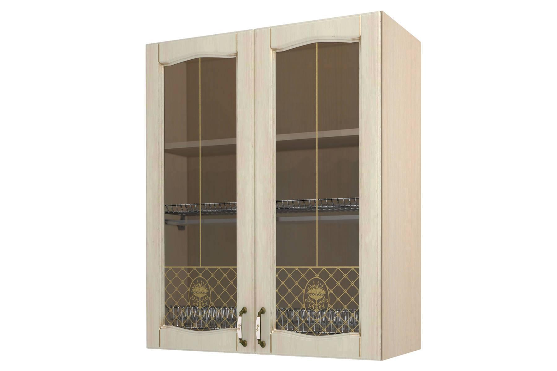 Равенна шкаф-сушка-витрина 80, Н-96 равенна шкаф сушка 80 н 96