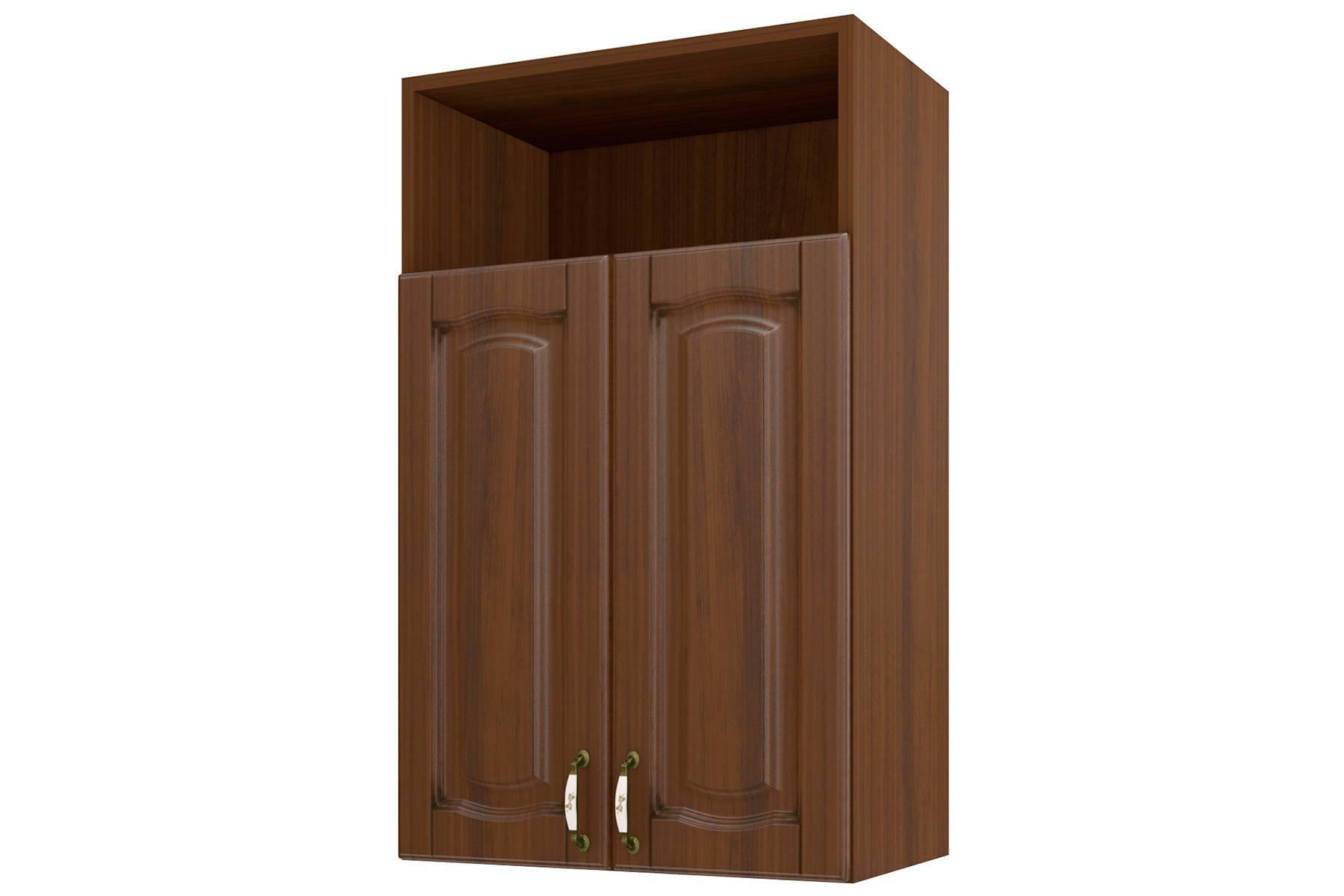 Равенна шкаф навесной 60, с нишей