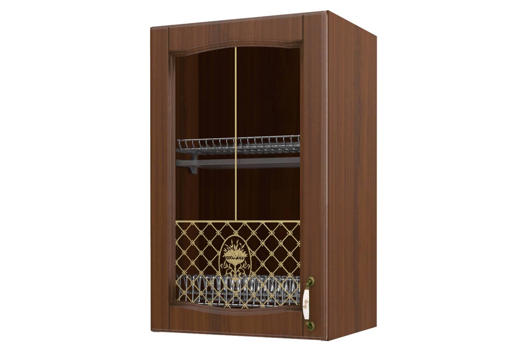 Равенна шкаф-сушка-витрина 45