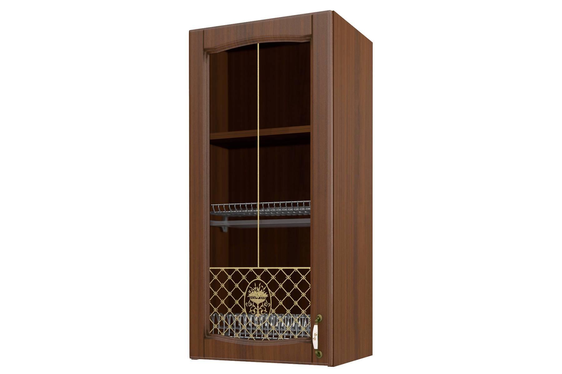 Равенна шкаф-сушка-витрина 45, Н-96