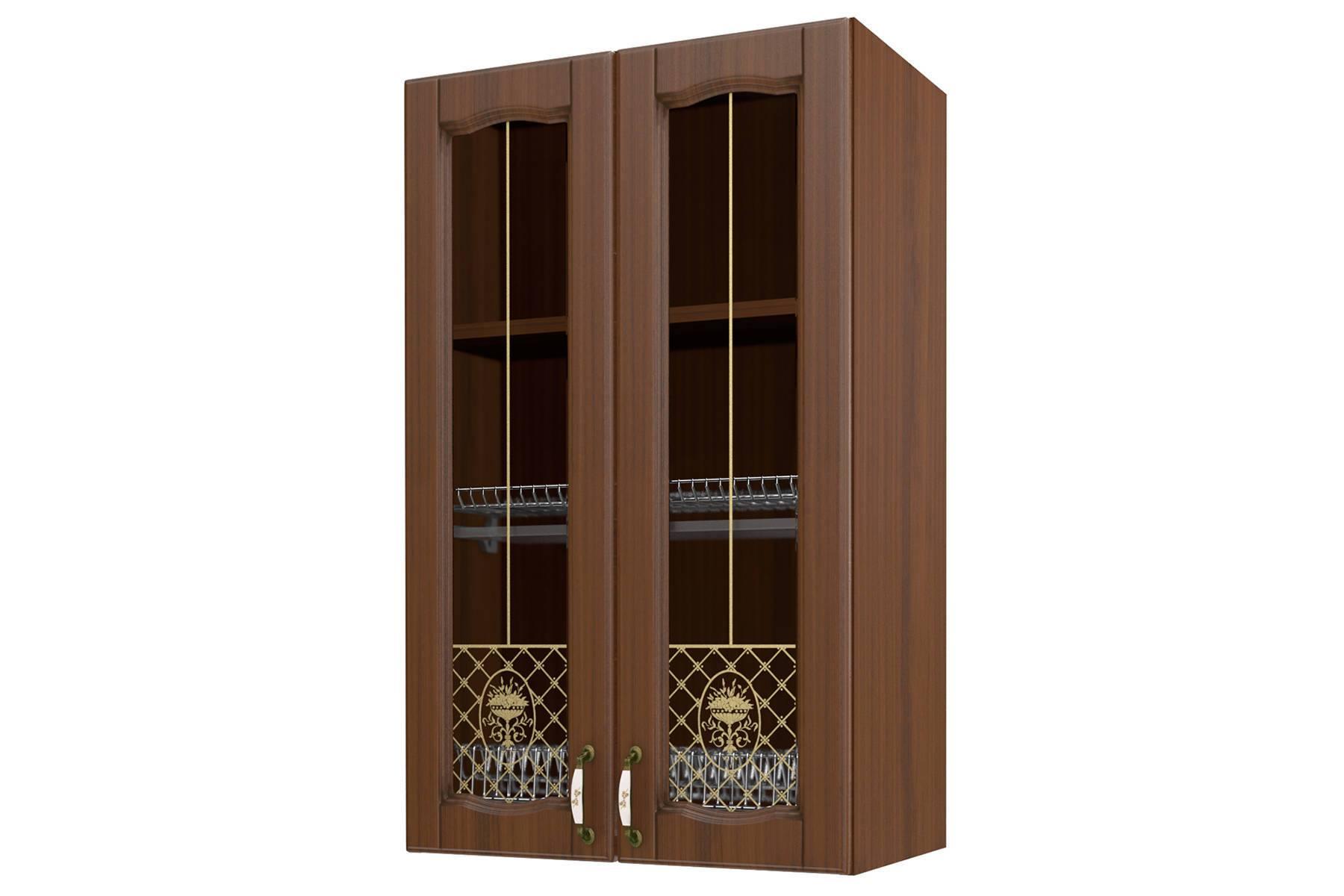 Равенна шкаф-сушка-витрина 60, Н-96 равенна шкаф сушка витрина 45