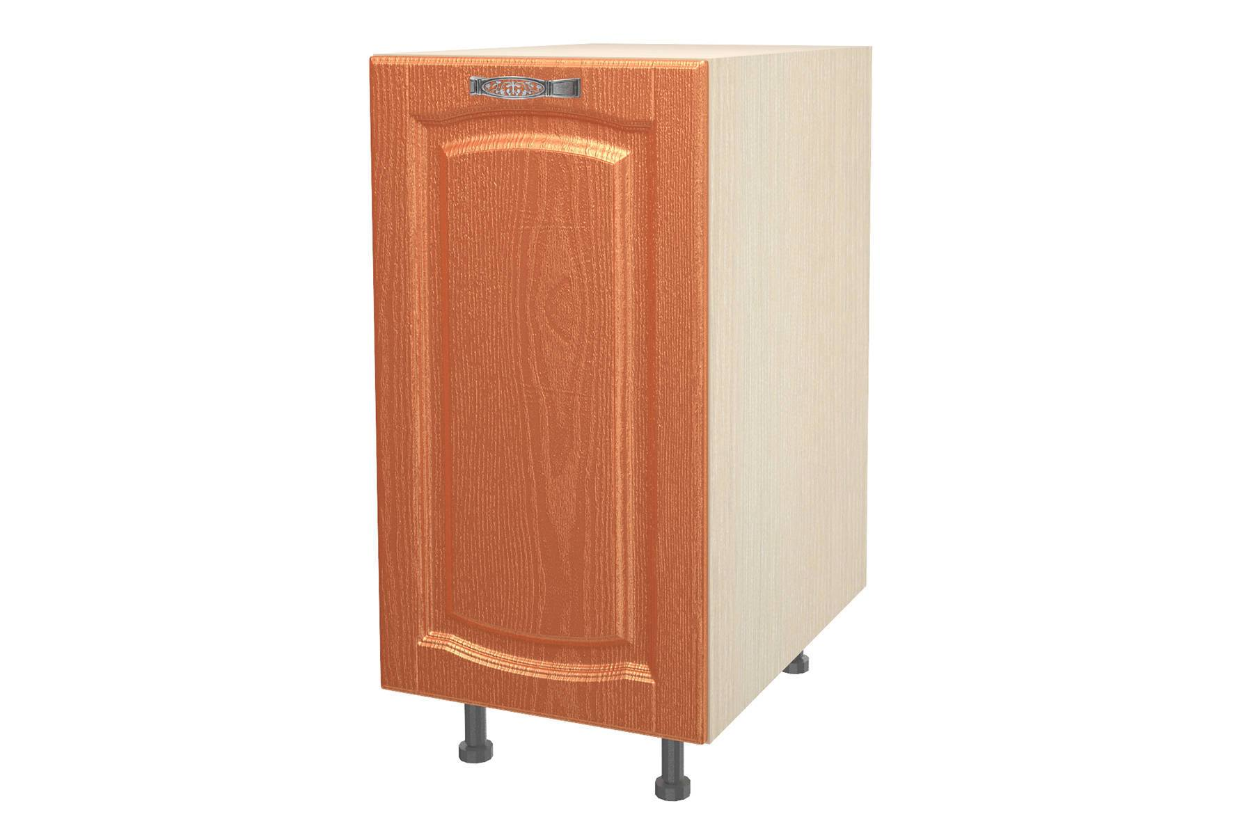 Равенна ART Тумба 40, с выдвижной корзиной, 1 дверь
