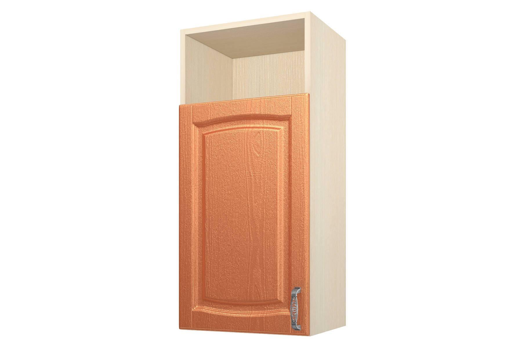 Равенна ART Шкаф навесной 45, с нишей 1 дверь