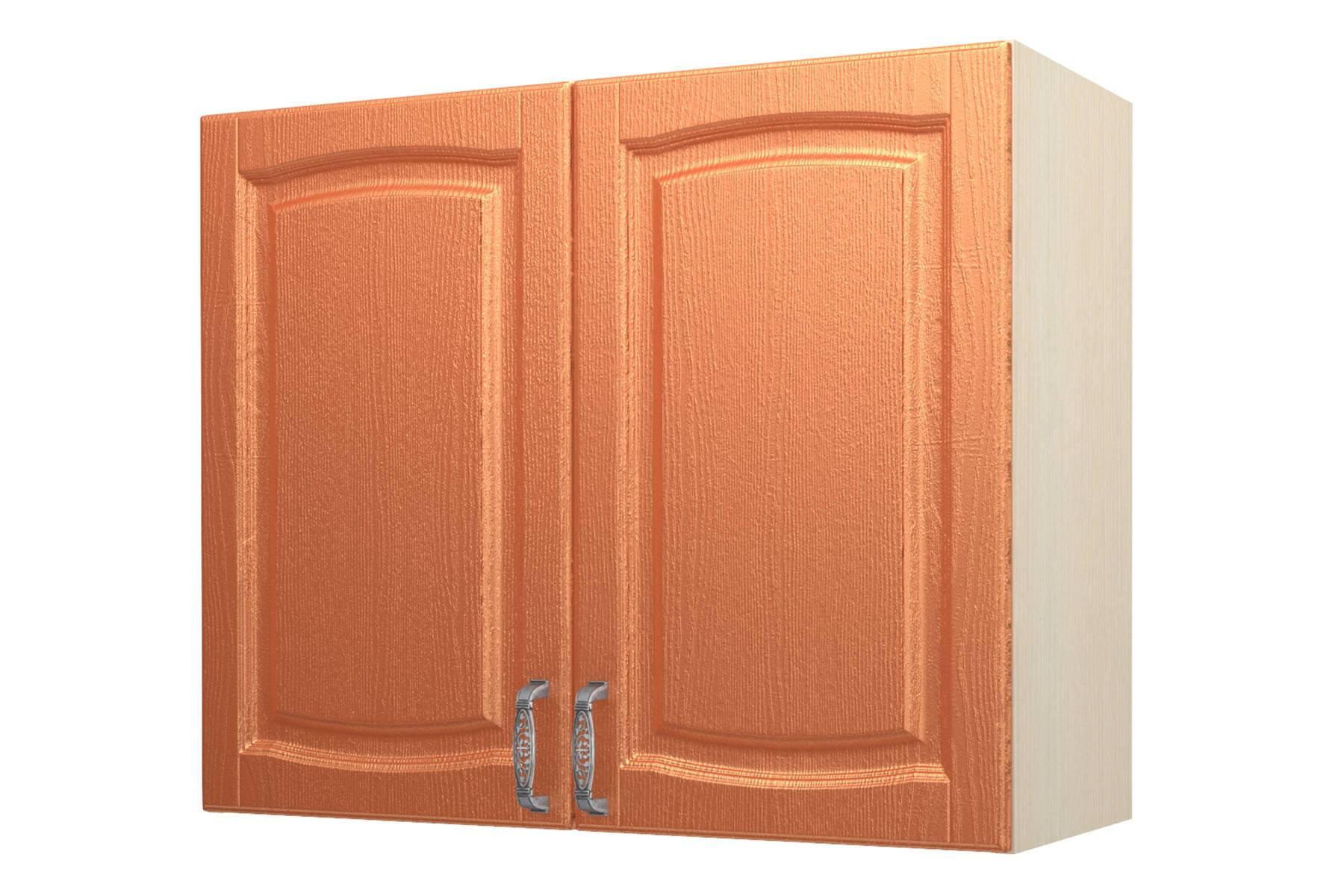 Равенна ART Шкаф навесной 90, 2 двери