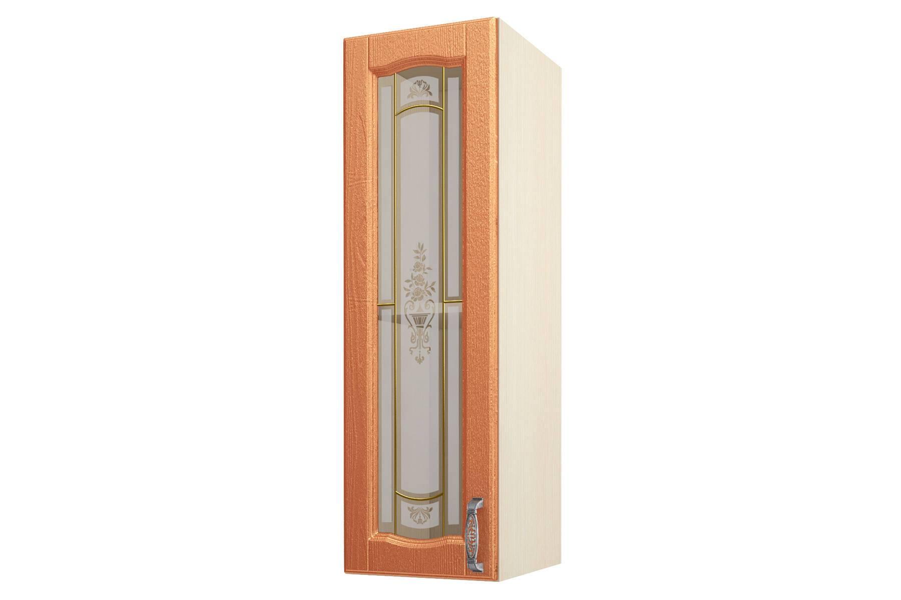 Равенна ART Шкаф-витрина 30 (Н-96), 1 дверь равенна art шкаф навесной 40 н 96 1 дверь