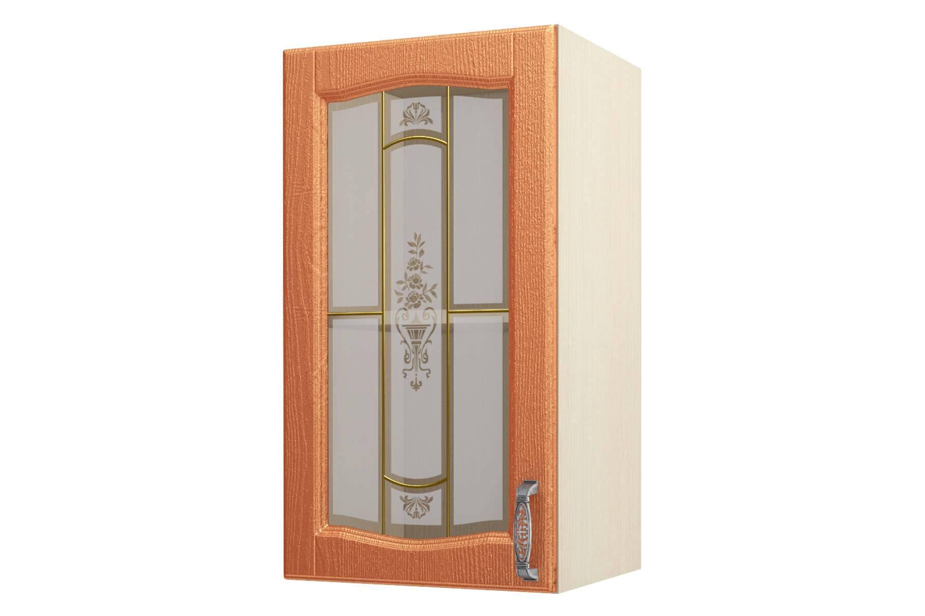 Равенна ART Шкаф-витрина 40, 1 дверь шкаф изотта 23к дверь правая ангстрем