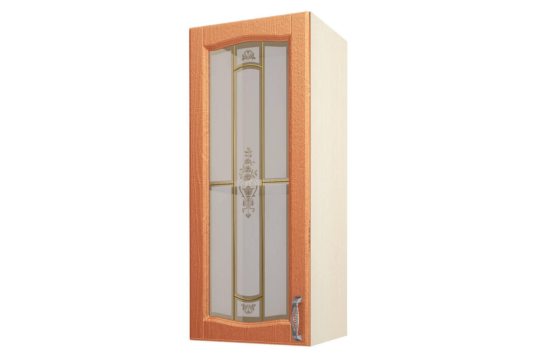 Равенна ART Шкаф-витрина 40, (Н-96), 1 дверь равенна art шкаф навесной 40 н 96 1 дверь