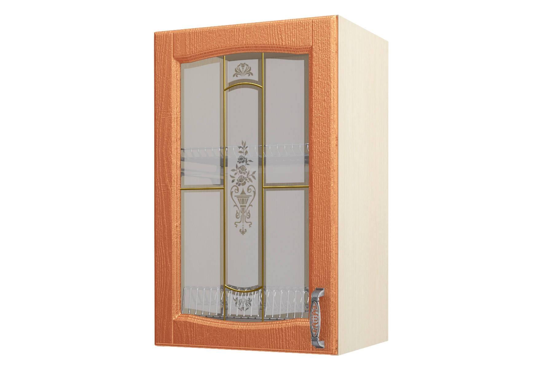 Равенна ART Шкаф-сушка-витрина 45, 1 дверь шкаф изотта 23к дверь правая ангстрем