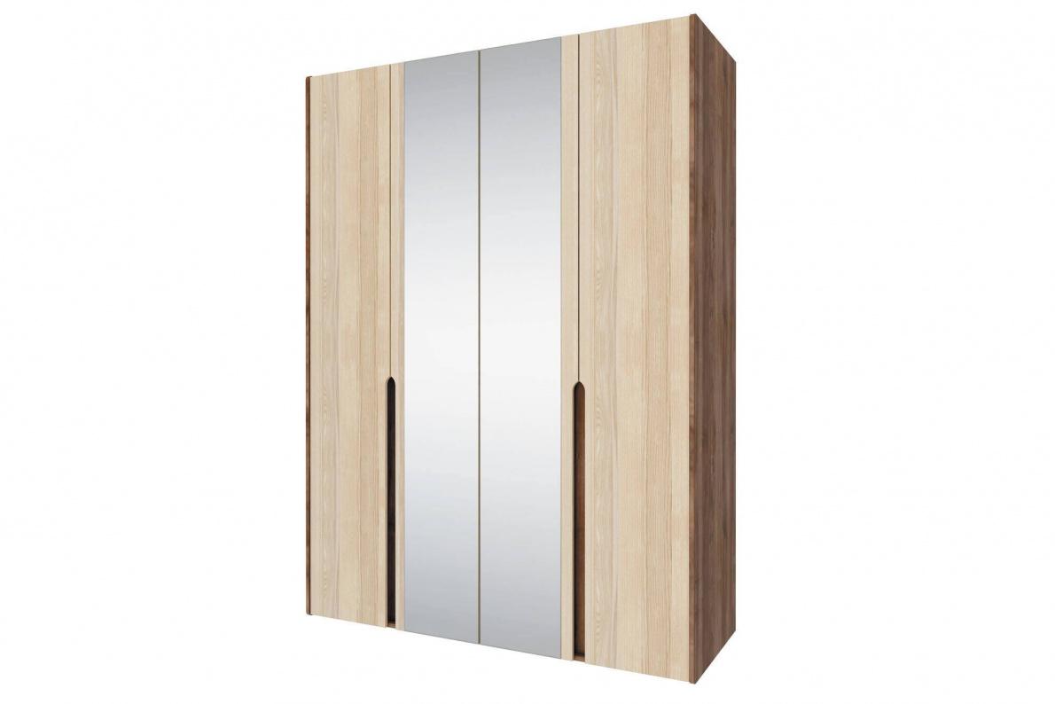 Купить Шкаф 4-х дверный с зеркалом Ребекка СТЛ.186.01 в  интернет магазине мебели. Мебельный каталог STOLLINE.