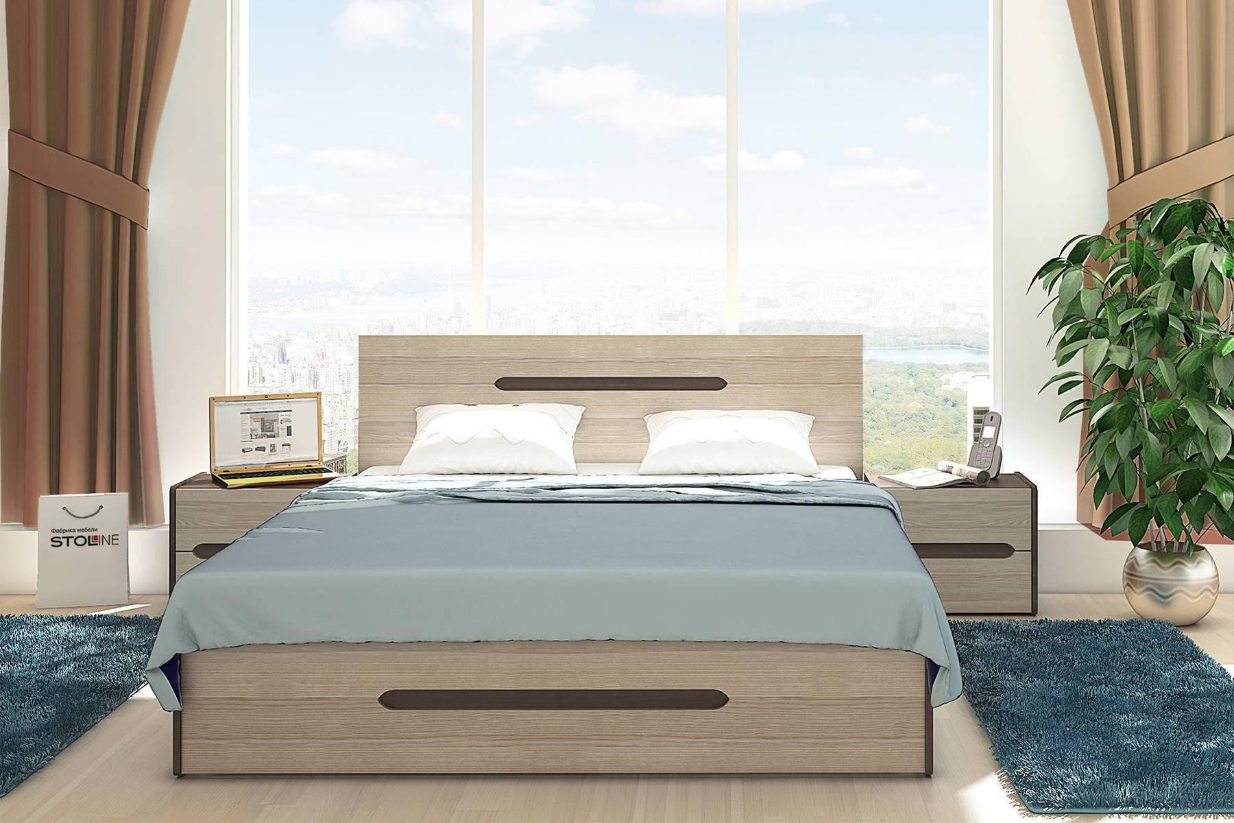 Спальня Ребекка