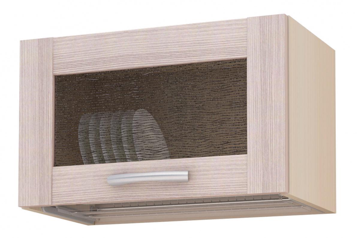 Купить Селена шкаф-витрина-сушка навесной 360х600 в  интернет магазине мебели. Мебельный каталог STOLLINE.
