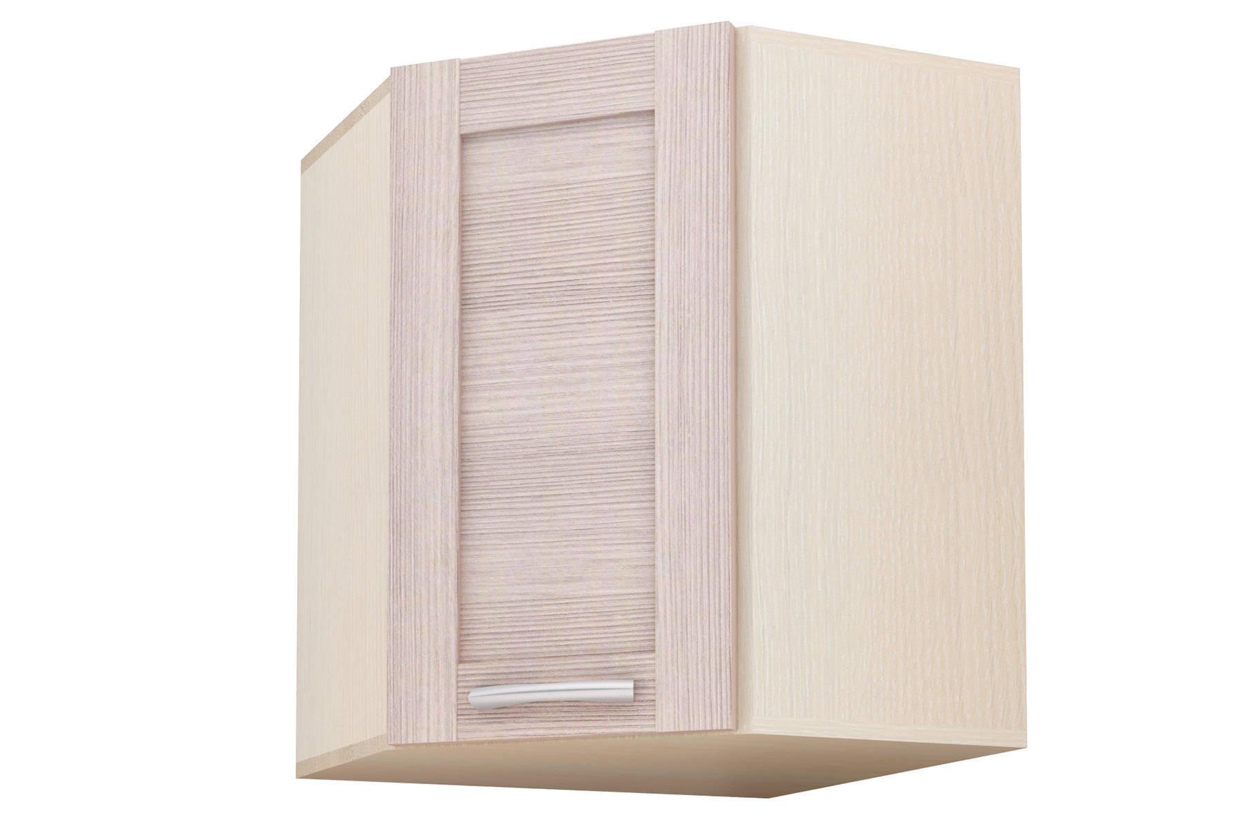 Селена шкаф навесной угловой
