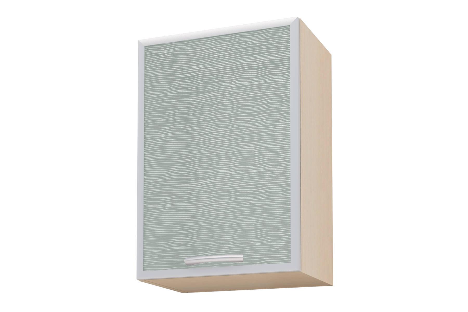Селена шкаф навесной ш.500, фасад правый недорого