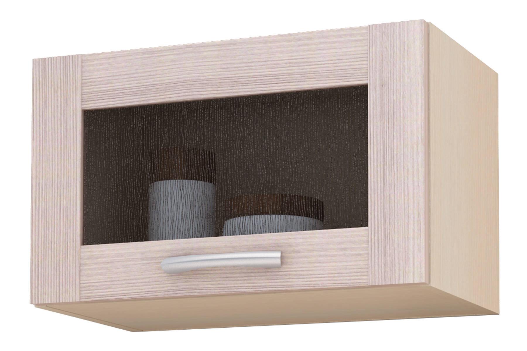 Селена шкаф-витрина навесной 360х600