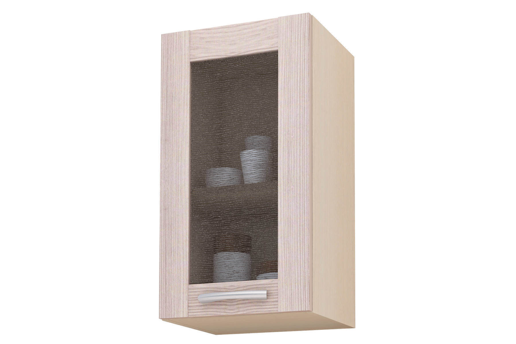 Селена шкаф-витрина навесной 40