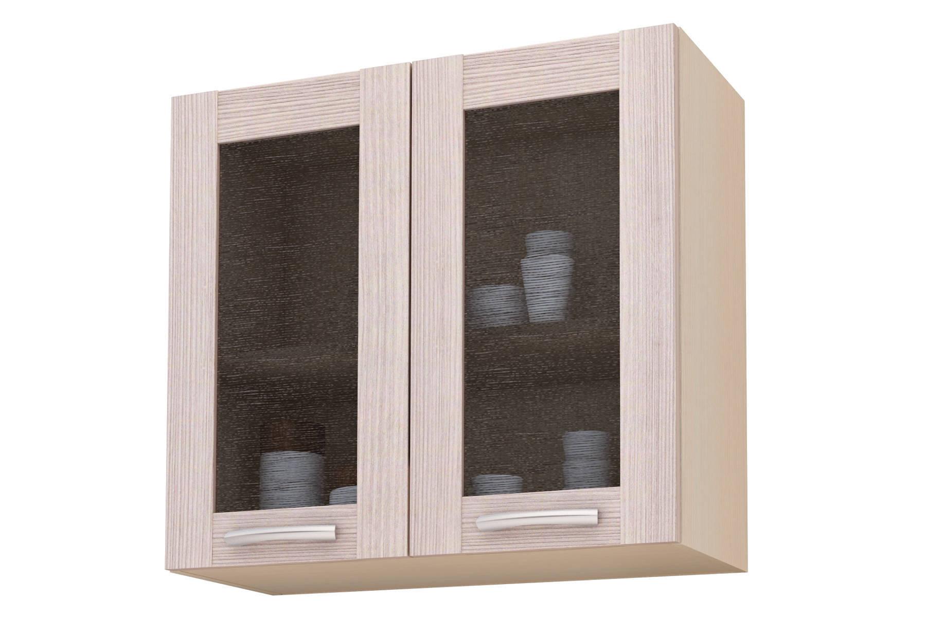 Селена шкаф-витрина навесной 80 шкаф навесной п 80