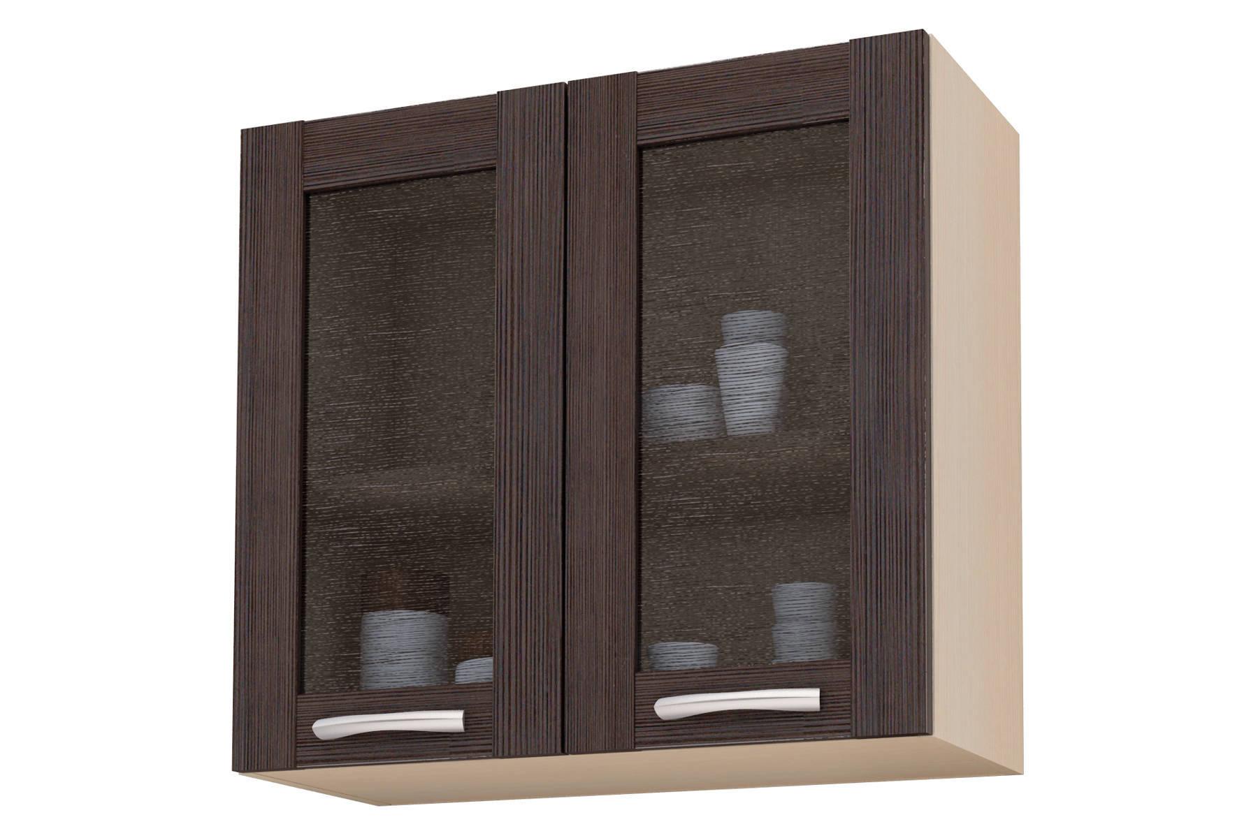 Селена шкаф-витрина навесной 80 шкаф витрина мебель смоленск шк 07