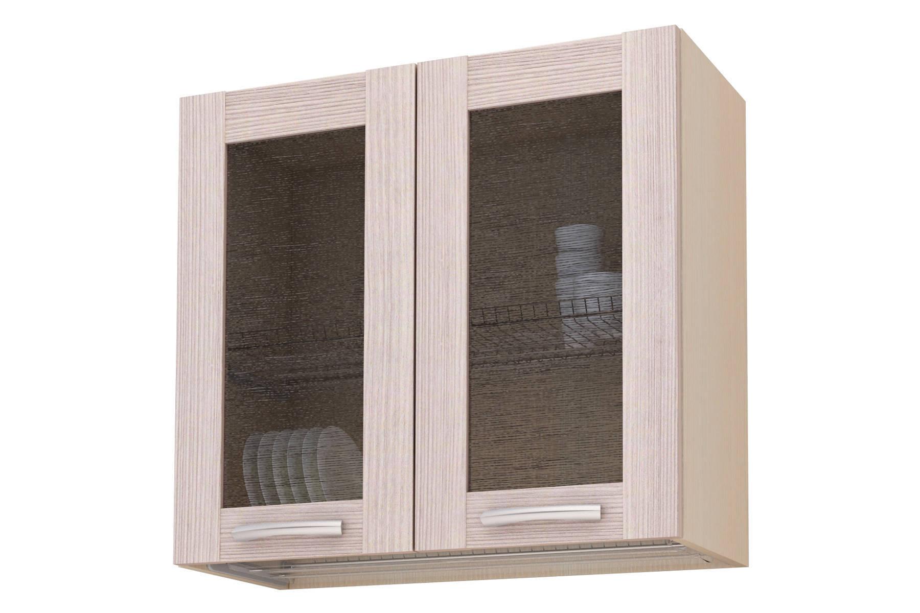 Селена шкаф-витрина-сушка навесной 80 bering 34440 702