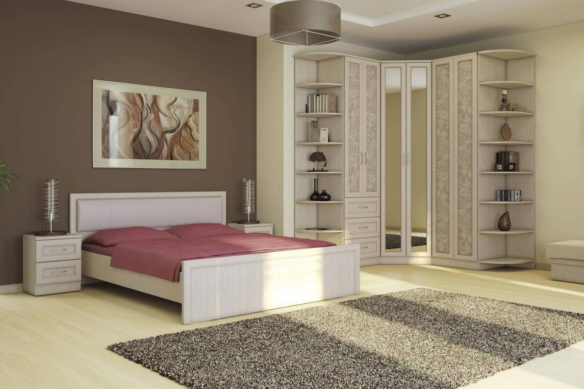 Купить Спальня София в  интернет магазине мебели. Мебельный каталог STOLLINE.