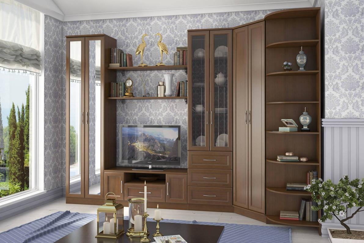 Купить Модульная система София Ночь пегасо в  интернет магазине мебели. Мебельный каталог STOLLINE.