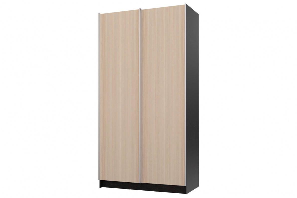 Купить Торонто Шкаф-купе 2 дв. 1200 (дуб феррара) в  интернет магазине мебели. Мебельный каталог STOLLINE.