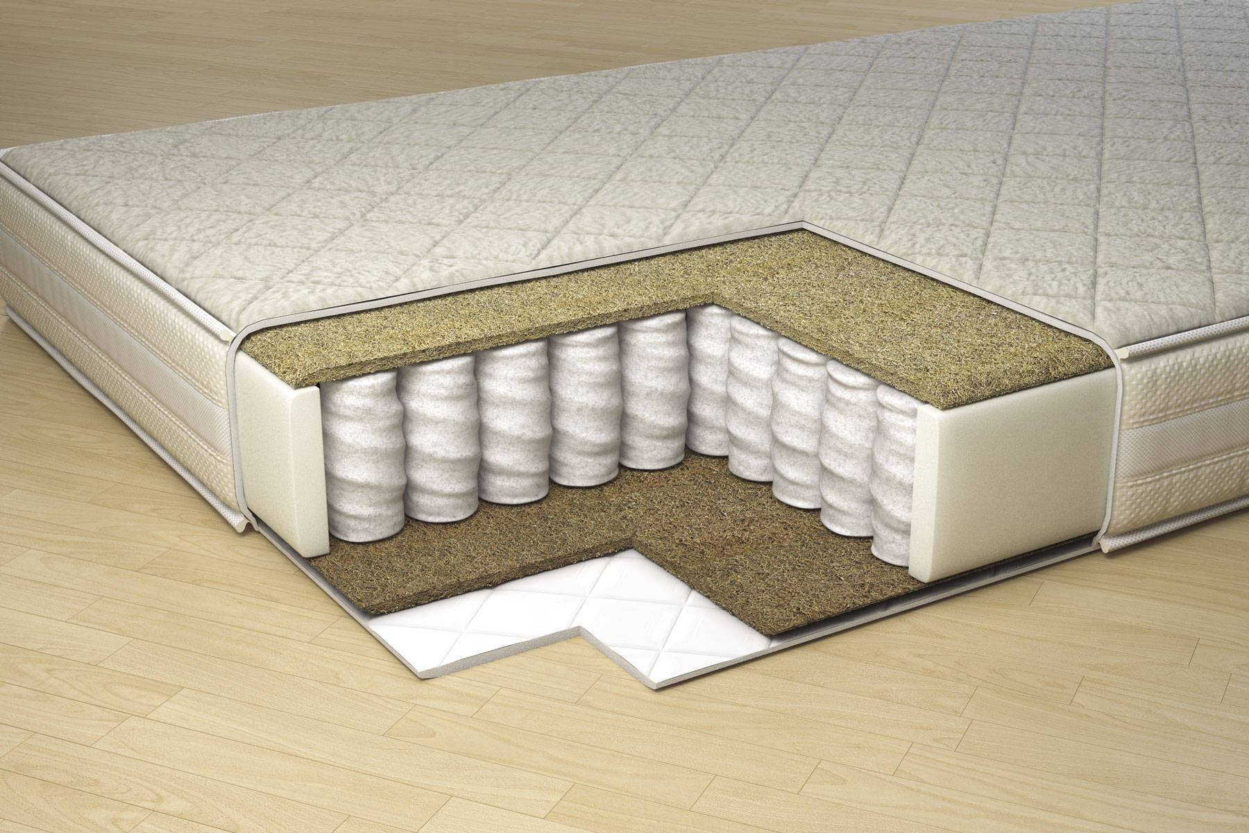 матрас для двуспальной кровати цена екатеринбург