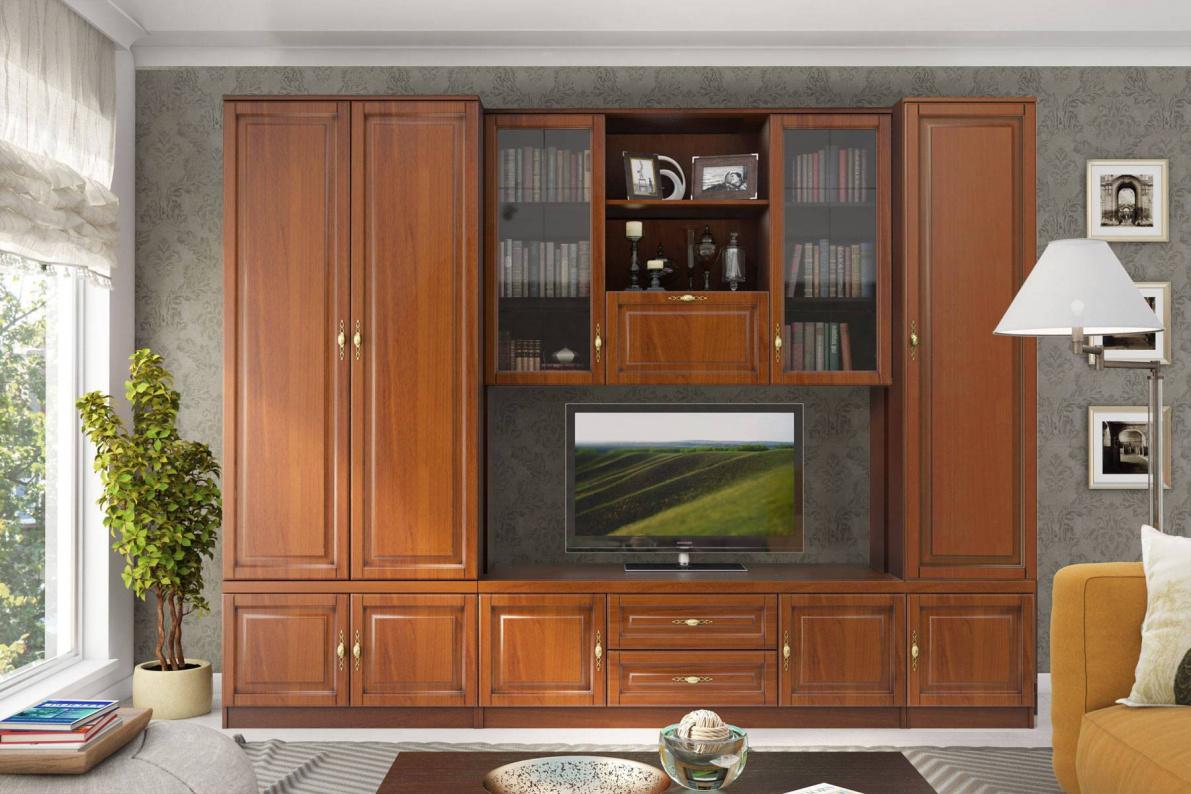 Купить Гостиная Влада в  интернет магазине мебели. Мебельный каталог STOLLINE.