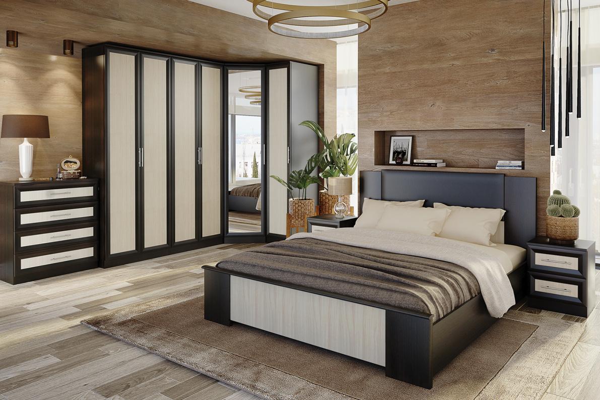 Купить Спальня Юлианна в  интернет магазине мебели. Мебельный каталог STOLLINE.